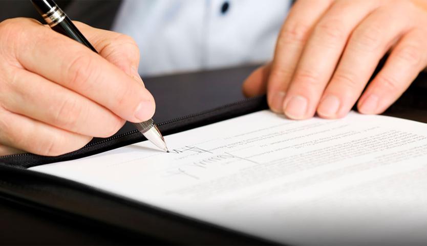 Авансовый договор для физических и юридических лиц