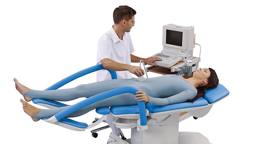 Новое оснащение акушерско-гинекологического отделения