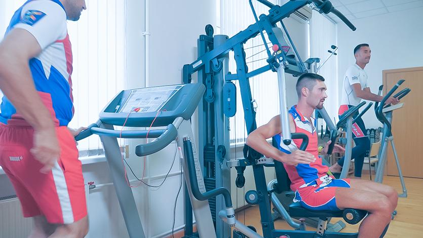Отделение медицинской реабилитации, восстановительной и спортивной медицины