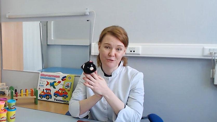 Пальчиковые развивающие игры для детей раннего возраста