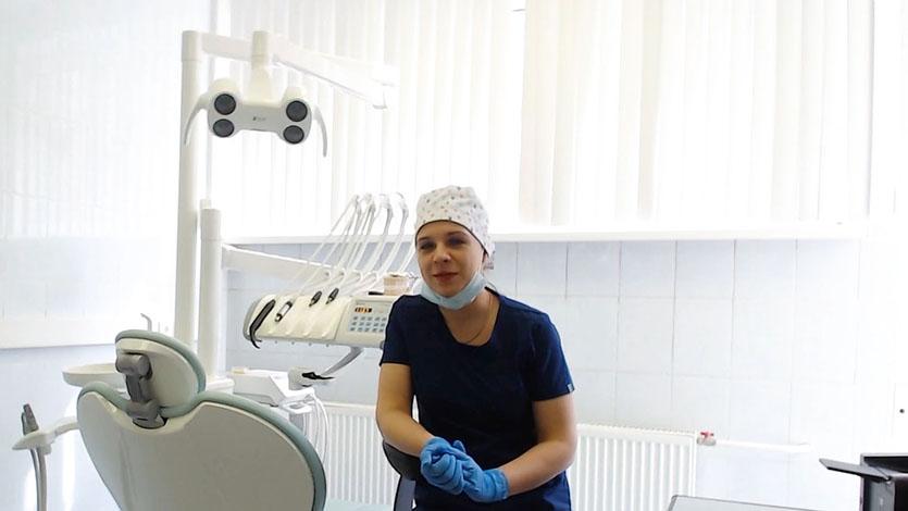 Стоматологическая помощь в период самоизоляции