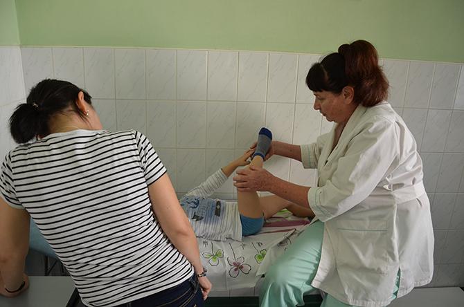 Педиатрическое отделение ФГБУ 'Поликлиника №4'